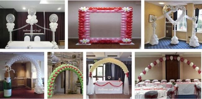 Wedding Balloon Arch Decorations Leicester Nottingham 2021 Best Furniture Brands