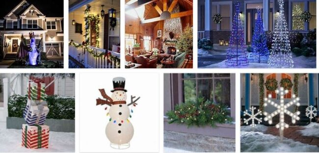 Light Up Window Christmas Decorations Lowes Outdoor 2021 General Use Furniture
