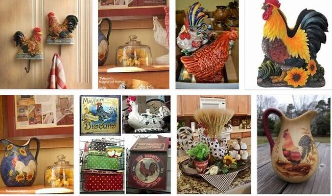 Rooster Decorations For Kitchens 2021 Kitchen Decorations