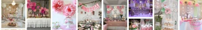 Baby Girl Decorations For Shower Room Party 2021 Best Furniture Brands