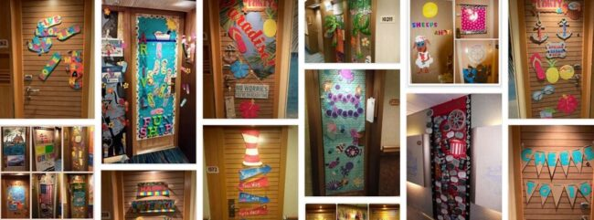 Cruise Door Decorations Royal Ideas Carnival 2021 General Use Furniture