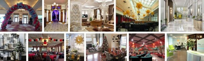 Decorations Company 2021 General Use Furniture