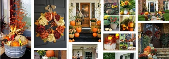 Fall Decorations 2021 General Use Furniture